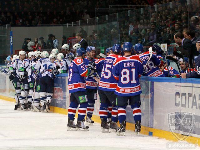 Сибирь - Динамо Москва